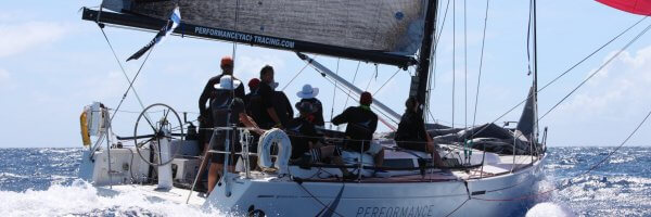 Cowes Week with Performance Yacht Racing
