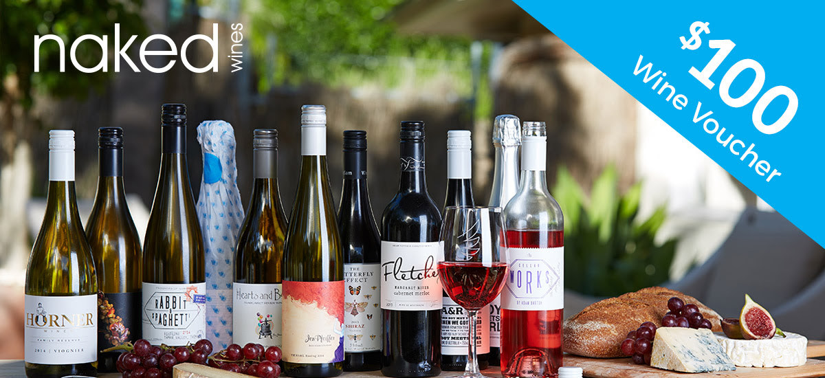$100 wine voucher for MySail members